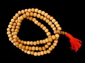 Mala88 Mala de Prières Os de Buffle Tibet
