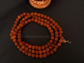 Mala100 Mala de Prières Rudraksha 10 mm