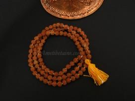 Mala102 Mala de Prières Rudraksha 7 mm