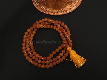 Mala102 Mala de Prières Rudraksha 6 mm