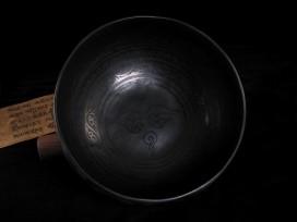 BC37 Bol Chantant Mantra Yeux de Bouddha