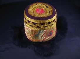 ChTT05 Chapeau Tibétain Traditionnel