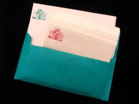 PL17 Papier à Lettre Népalais Ganesh