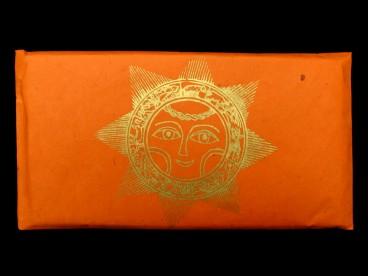 PL18 Papier à Lettre Népalais Soleil