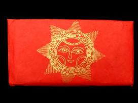 PL19 Papier à Lettre Népalais Soleil