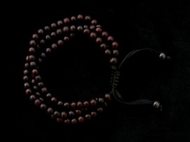 BrMala227 Bracelet Mala Bois 6 mm