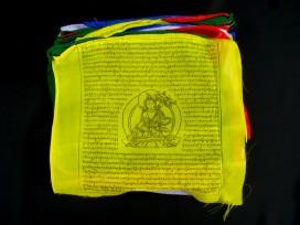 DP15 Grands Drapeaux de Prières Tibétains Tara 8,5 m