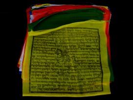 DP18 Grands Drapeaux de Prières Tibétains 16 m