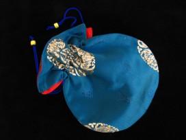 PochTib88 Pochette Tibétaine pour Mala