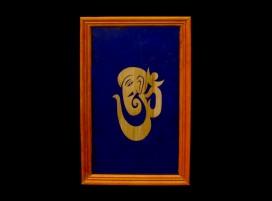DMD01 Cadre Ganesh Om