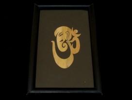 DMD07 Cadre Ganesh Om