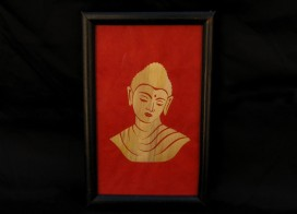 DMD08 Cadre Bouddha