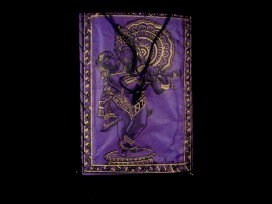 AbJ31 Abat-Jour Krishna et Radha
