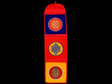 BB64 Bannière Tibétaine