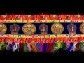 BB67 Bannière Tibétaine Signes Auspicieux du Bouddhisme