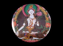 DDD05 Magnet Tibétain Tara Déesse Bouddhiste Népal Tibet