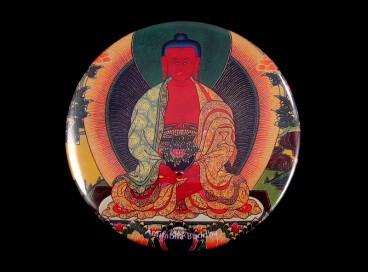 DDD06 Magnet Tibétain Bouddha Népal Tibet