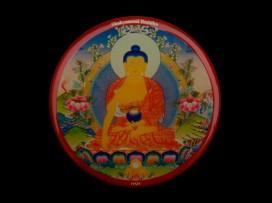 DDD16 Magnet Tibétain Bouddha Népal Tibet