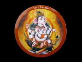 DDD21 Magnet Tibétain Ganesh