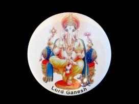 DDD62 Magnet Tibétain Ganesh