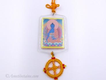 DDD78 Yanka Tibétain Bouddha Népal Tibet