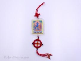 DDD82 Yanka Tibétain Bouddha Népal Tibet