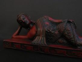 St67 Statue Bouddha Om Mani Padme Hum