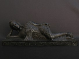 St68 Statue Bouddha Om Mani Padme Hum