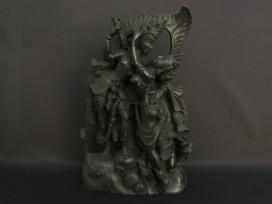 St72 Statue Krishna et Radha