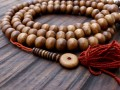 Mala106 Mala de Prières Os de Buffle Tibet