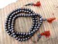 Mala110 Mala de Prières Os de Buffle Tibet