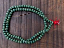 Mala123 Mala de Prières Bois Tibet