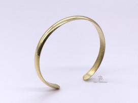 BRD391 Bracelet Tibétain Laiton