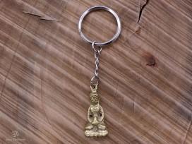 PC02 Porte-Clés Tibétain Bouddha