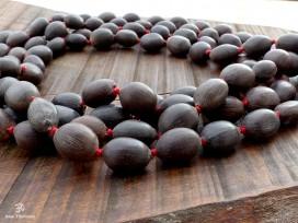 Mala77 Mala de Prières Graines de Lotus Tibet 10 mm
