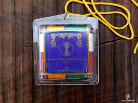 DDD92 Yanka Tibétain Porte-Bonheur Bouddha Népal Tibet