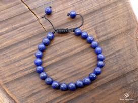 BrMala228 Bracelet Mala Lapis Lazuli