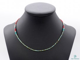 CD85 Collier Tibétain
