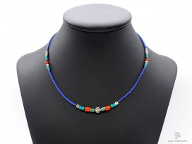 CD110 Collier Tibétain