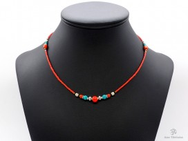 CD143 Collier Tibétain
