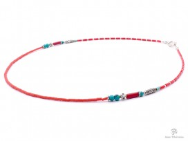 CD144 Collier Tibétain