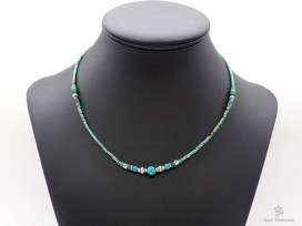 CD146 Collier Tibétain