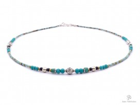 CD148 Collier Tibétain