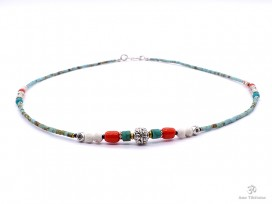 CD149 Collier Tibétain