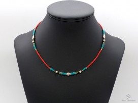 CD150 Collier Tibétain