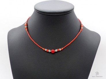 CD151 Collier Tibétain