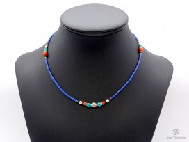 CD152 Collier Tibétain