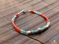 BRD280 Bracelet Tibétain