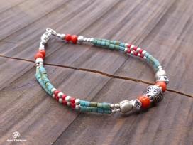 BRD323 Bracelet Tibétain