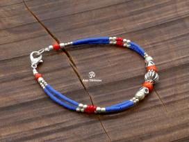 BRD405 Bracelet Tibétain 18 cm